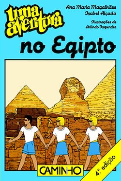 Uma Aventura no Egipto