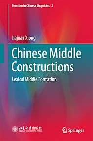Download the eBook: Chinese Middle Constructions