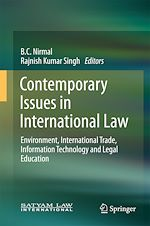 Download this eBook Contemporary Issues in International Law