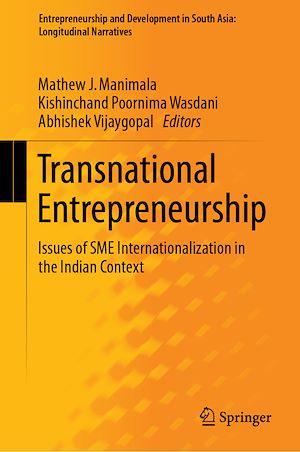Téléchargez le livre :  Transnational Entrepreneurship