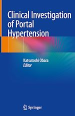 Download this eBook Clinical Investigation of Portal Hypertension