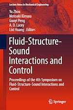 Download this eBook Fluid-Structure-Sound Interactions and Control