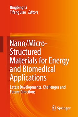Nano/Micro-Structured Materials for Energy and Biomedical Applications
