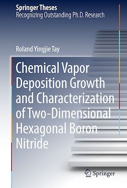 Chemical Vapor Deposition Growth and Characterization of Two-Dimensional Hexagonal Boron Nitride