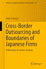 Download this eBook Cross-Border Outsourcing and Boundaries of Japanese Firms