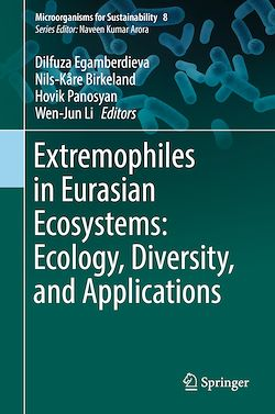 Extremophiles in Eurasian Ecosystems: Ecology, Diversity, and Applications
