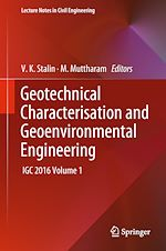 Download this eBook Geotechnical Characterisation and Geoenvironmental Engineering