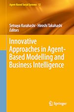 Download this eBook Innovative Approaches in Agent-Based Modelling and Business Intelligence