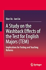Download this eBook A Study on the Washback Effects of the Test for English Majors (TEM)