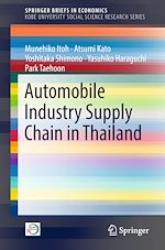 Download this eBook Automobile Industry Supply Chain in Thailand