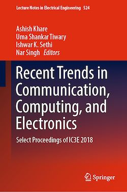 Recent Trends in Communication, Computing, and Electronics
