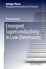 Download this eBook Emergent Superconductivity in Low Dimensions