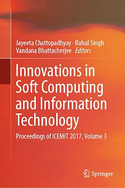Innovations in Soft Computing and Information Technology