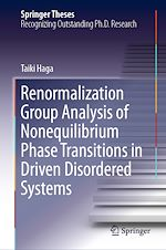 Download this eBook Renormalization Group Analysis of Nonequilibrium Phase Transitions in Driven Disordered Systems