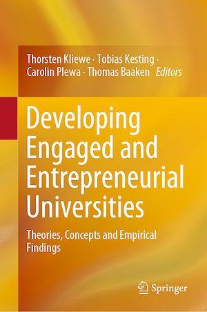 Téléchargez le livre :  Developing Engaged and Entrepreneurial Universities