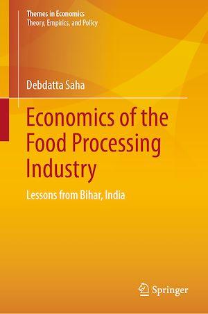 Téléchargez le livre :  Economics of the Food Processing Industry
