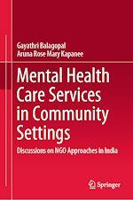 Téléchargez le livre :  Mental Health Care Services in Community Settings