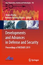 Download this eBook Developments and Advances in Defense and Security
