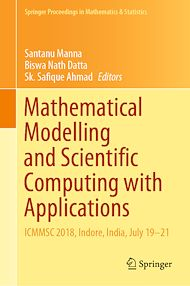 Téléchargez le livre :  Mathematical Modelling and Scientific Computing with Applications