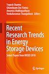 Télécharger le livre :  Recent Research Trends in Energy Storage Devices
