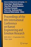 Télécharger le livre :  Proceedings of the 8th International Conference on Kansei Engineering and Emotion Research