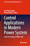 Télécharger le livre :  Control Applications in Modern Power System