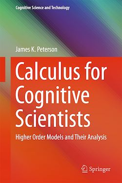 Calculus for Cognitive Scientists