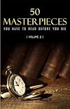 Télécharger le livre :  50 Masterpieces you have to read before you die vol: 2 (Kathartika™ Classics)