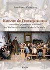 Télécharger le livre :  Histoire de l'enseignement communal primaire et maternel en Wallonie à travers l'école de Falisolle