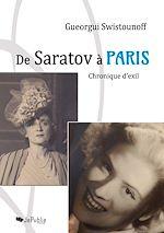 Téléchargez le livre :  De Saratov à Paris