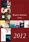 RENTREE LITTERAIRE CALMANN-LEVY, FAYARD, GRASSET, JC LATTES, RIVAGES, STOCK - EXTRAITS