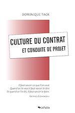 Culture du contrat et conduite de projet