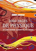 Téléchargez le livre :  2000 pages de physique et une bonne quantité de chimie