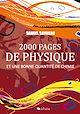 Télécharger le livre : 2000 pages de physique et une bonne quantité de chimie