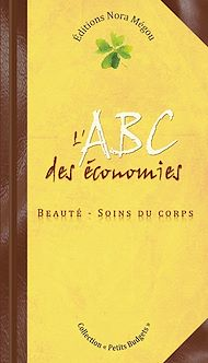 Téléchargez le livre :  L'ABC des économies - Beauté, Soins du corps