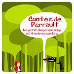 Contes de Perrault - Le petit chaperon rouge et 4 autres contes | Perrault, Charles