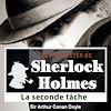 Télécharger le livre :  Sherlock Holmes - La seconde tâche