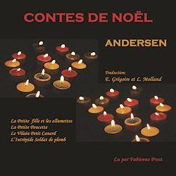 Contes de Noël : les contes d'Andersen