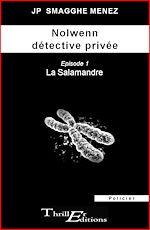 Download this eBook Nolwenn détective privée - 1 - La salamandre