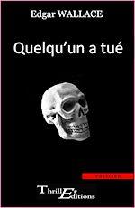 Download this eBook Quelqu'un a tué