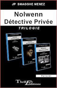 Téléchargez le livre :  Nolwenn Détective Privée - Trilogie