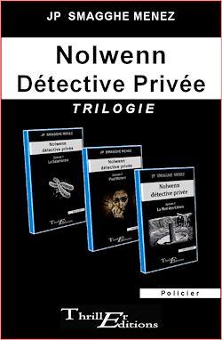 Download the eBook: Nolwenn Détective Privée - Trilogie