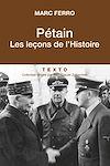 Télécharger le livre :  Pétain en vérité
