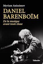 Téléchargez le livre :  Daniel Barenboïm