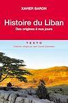Télécharger le livre :  Histoire du Liban