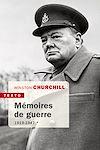 Télécharger le livre :  Mémoires de guerre Tome 1