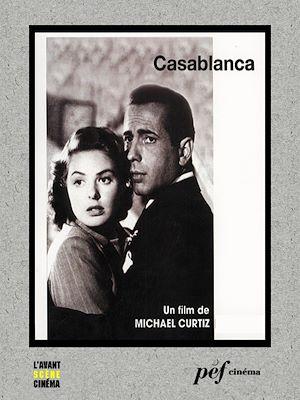 Téléchargez le livre :  Casablanca - Scénario du film