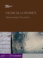 Download this eBook Théorie de la propriété