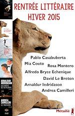 Télécharger cet ebook : Rentrée littéraire hiver 2015