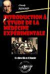 Télécharger le livre :  Introduction à l'étude de la médecine expérimentale